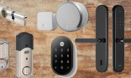 The Best smart door locks 2020