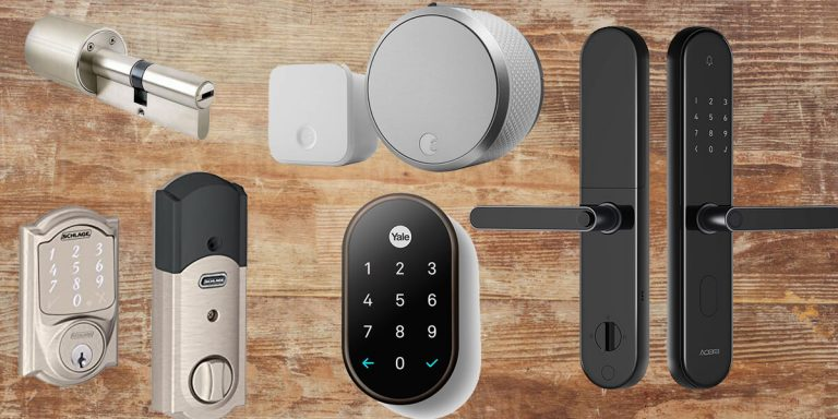 The Best smart door locks 2020