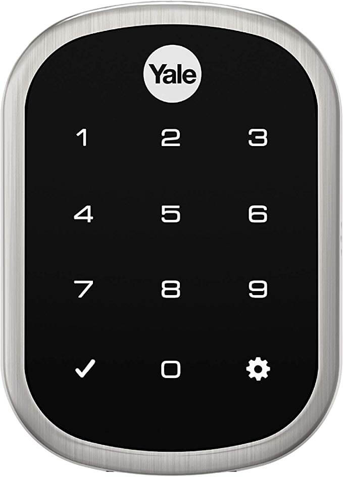 Yale Assure Lock SL review, Best smart door locks 2020.